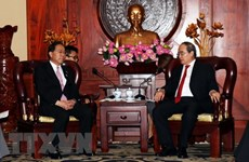 HCM City backs strengthened cooperation with Japan locality