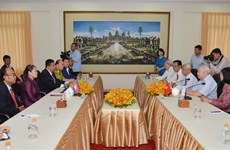 Friendship associations of Vietnam, Cambodia boost ties