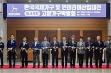 ASEAN Furniture & Interior Exhibition underway in RoK