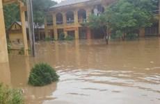 Floods, landslides ravage northern localities