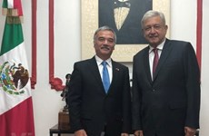Mexican President-elect wishes to enhance ties with Vietnam