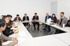 VN, Mexico share experience in personnel training, public administration