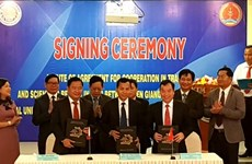 Vietnamese, Cambodian universities cooperate in training, research