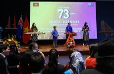 Vietnam's National Day marked in Japan, Australia