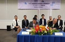 Vietnam, Japan IT sectors ink deal