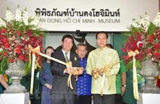Ho Chi Minh museum opens in northern Thailand