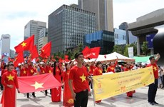Vietnamese culture festival held in Seoul