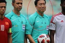 ASIAD 2018: Korean people want referee of Vietnam-UAE match banned
