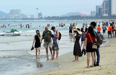 Da Nang enjoys over 30 percent rise in tourist arrivals
