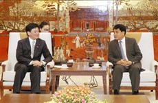 Japan ready to work with Hanoi on pollution treatment