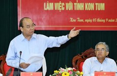 PM urges Kon Tum to promote sustainable forest development