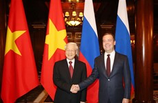 CPV chief  meets with Russian Prime Minister