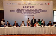Vietnamese, Danish firms partner in boosting high-tech agriculture