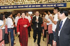Top legislator stresses greater autonomy for universities