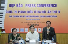 Young pianists to gather in Hanoi for international contest