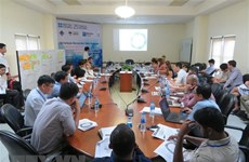 Smart city connection – solution to address challenges in Mekong Delta