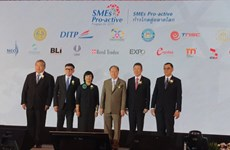Thailand launches programme to help SMEs join foreign fairs