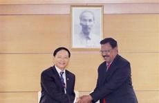 Vietnam, India work to promote friendship exchanges