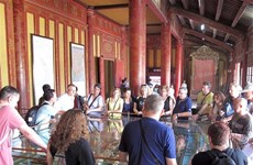 Hue welcomes 2.7 million visitors in eight months