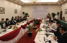 Mayor-level dialogue on low carbon emission policy held