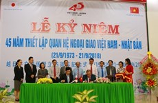 Vietnam-Japan diplomatic ties marked in Vinh Long