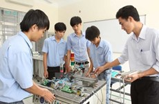 Workshop talks cooperation in vocational education
