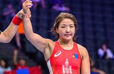 ASIAD 2018: Mongolia loses wrestling gold, promoting Vietnam's ranking