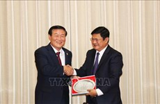 HCM City, RoK's Gangwon forge cooperation in culture, sports, tourism