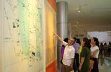 Exhibition on nostalgia for Hanoi held