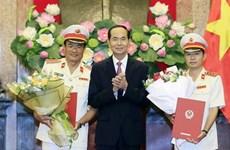 President appoints new Deputy Prosecutor Generals