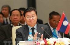 Lao PM to attend WEF ASEAN 2018 in Vietnam