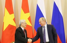 Vietnam, Russia issue joint statement