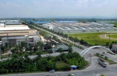 Industrial park real estate sees bright future ahead