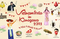 Vietnam festival in Japan draws large crowds