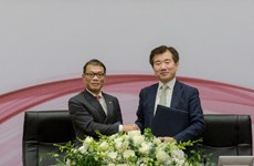 VinFast, LG Chem cooperate in battery production