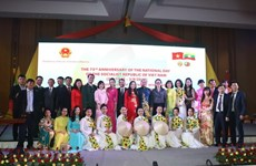 """Colours of Vietnam"" marks National Day in Myanmar"