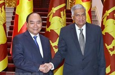 Vietnam, Sri Lanka aim to bring trade to 1 billion USD
