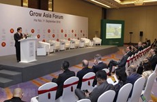 WEF ASEAN: Grow Asia Forum talks innovation in agriculture