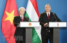 Vietnam, Hungary joint statement on comprehensive partnership establishment