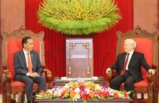 Indonesian President concludes Vietnam visit