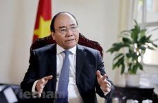PM Nguyen Xuan Phuc's interview to Singapore's The Straits Times