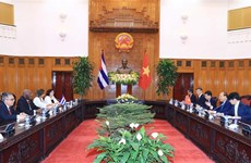 Vietnam always treasures ties with Cuba: PM