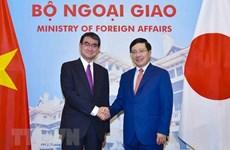 Vietnam, Japan discuss measures to boost bilateral ties