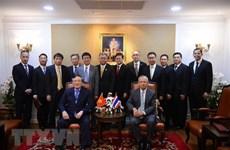 Vietnam, Thailand foster court cooperation
