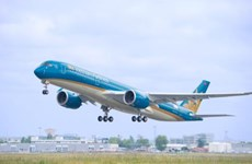 Vietnam Airlines to resume flights to Japan's Osaka on Sept. 18
