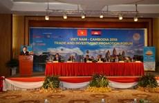 Forum promotes Vietnam – Cambodia trade-investment