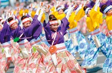 Japanese culture highlighted at festival in Hanoi