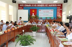 Tra Vinh supports local startups