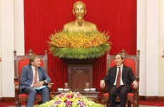 Vietnam, Russia work to bring bilateral trade to 10 billion USD in 2020