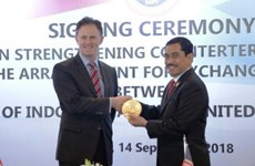 US, Indonesia tighten counterterrorism cooperation